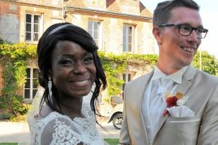 Description: Mariage de Marcelline et Alexandre - domaine de la Petite Haye - Eure - Normandie Auteur: